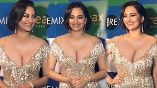 Sonakshi Sinha Gorgeous Looks on Ramp Walk of Streax Professional | Launch Of Collection Retro