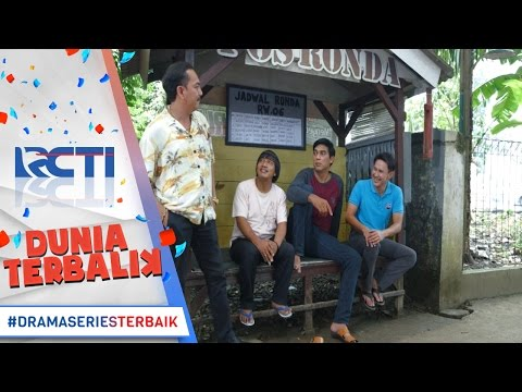 DUNIA TERBALIK - Dadang Bangga Jadi Bendahara RW [3 APRIL 2017]