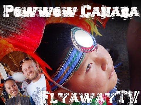 Powwow - Canada  FlyawayTV