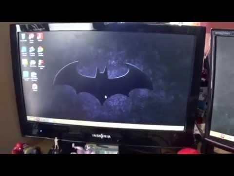 Dual Monitor set up using Windows 8 easy peasy