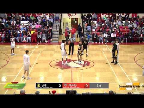 Snider at North Side | IHSAA SAC Boys Basketball
