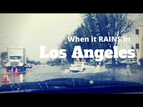 When it rains in LA