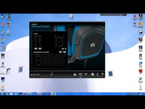 Logitech gaming software fix BUG G430