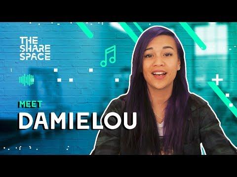 MEET DAMIELOU!! (THE SHARESPACE TALENT)