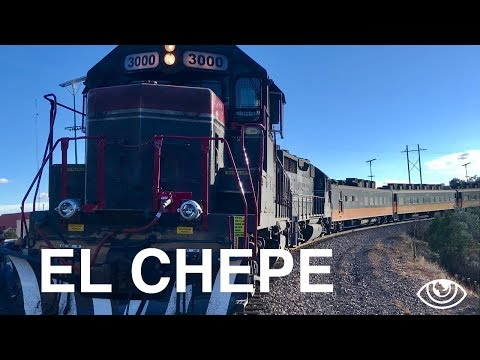 El Chepe (Copper Train Part I) (4K) / Mexico Travel Vlog #244 / The Way We Saw It