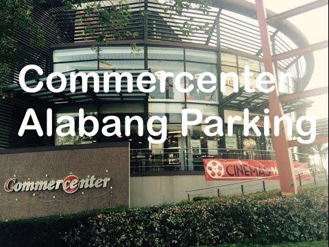 Commercenter Alabang Basement Parking by HourPhilippines.com