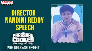 Director Nandini Reddy Speech @ Pressure Cooker Movie Pre Release Event