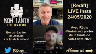 Régis explique les raisons de ses 2 trahisons (Teheiura et Jessica) à Denis Brogniart #KohLanta 2020