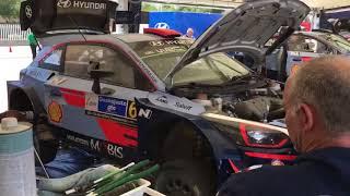 WRC Rally Guanajuato México 2018 Highlights