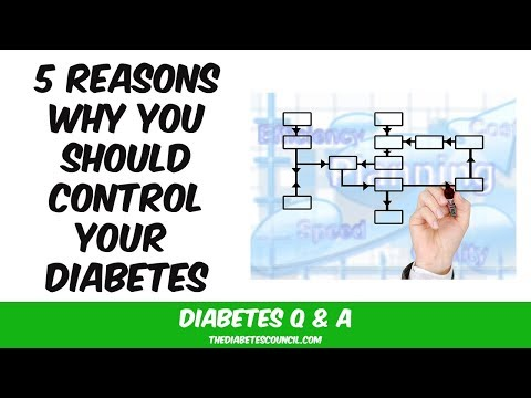 5 Amazing Reasons To Control Your Diabetes