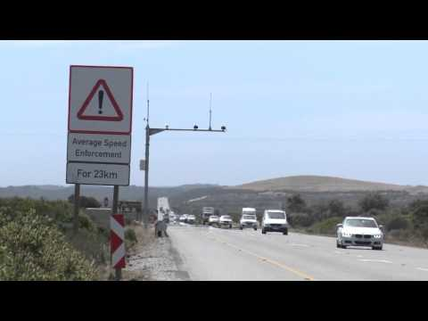 Average Speed Over Distance Cameras | Tech Report