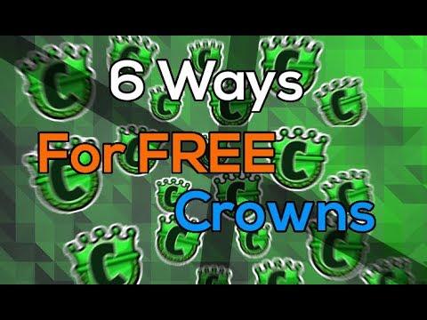Wizard101: 6 Ways to Get Free Crowns [NO HACKS]