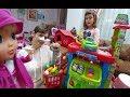 Download  Lisa Ve Lera Elifin Marketine Alışverişe Gidiyor. Bu Markette Pazarlıkta Var. MP3,3GP,MP4