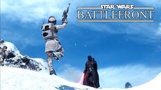Star Wars Battlefront - Random Moments #9 (Vader Knows Best!)