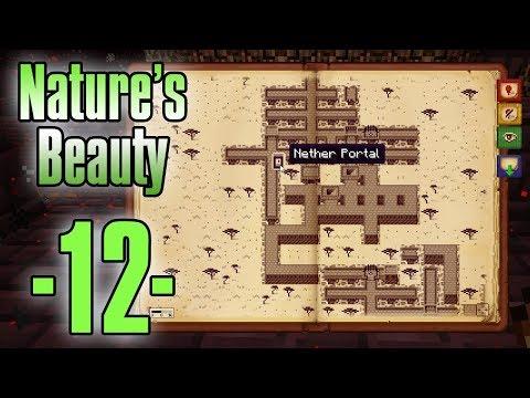 Dansk Minecraft - Nature's Beauty #12 - Blazes, Blazes, Blazes, Blazes (HD)