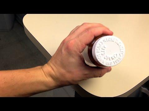life shortcut- child resistant bottle caps