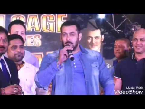 Salman Khan in bodybuilding COMPETITION Mumbai 2017