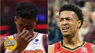 NBA players need to rethink whom they trust in wake of PED suspensions - Brian Windhorst | The Jump
