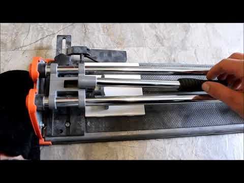 Home Depot HDX Manual Tile Cutter Score And Snap DIY