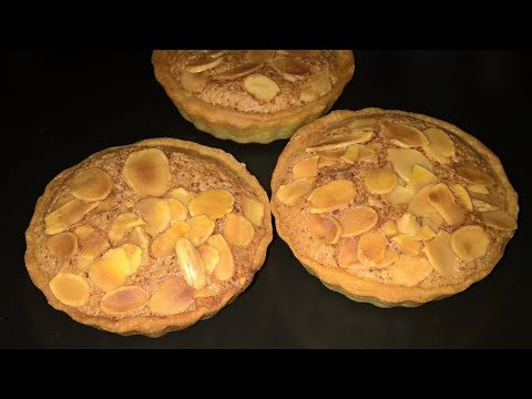 Almond Tartlet no Butter