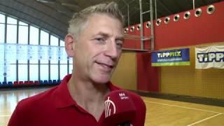 Kosárlabda: Németországból igazolt sztáredzőt a Vasas Kosárlabda Akadémia