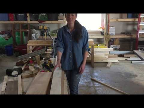 How to Get a Straight Edge on a Board without a Jointer