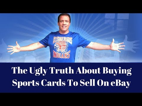 The Ugly Truth About Buying Sports Cards To Sell On eBay