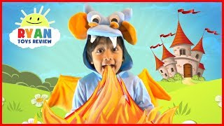 Fly like a Dragon Sing and Dance Songs for Children, Kids and Toddlers animal songs