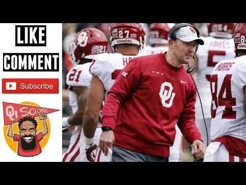 The Real Reason Oklahoma Football Has 11 A.M. Kickoffs In 2018