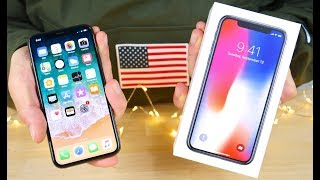 iPhone X Unboxing!