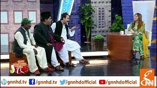 Joke Dar Joke | Comedy Delta Force with Tahir Sarwar Mir & Hina Niazi | 7 Oct 18