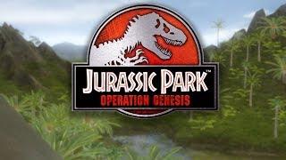 Jurassic Park: Operation Genesis Part 1 - Park Orientation