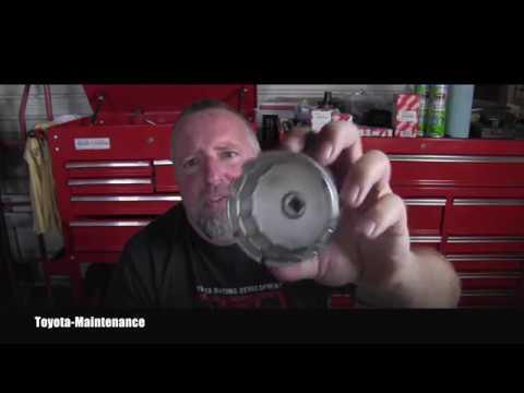 Toyota Lexus Oil Filter Wrench