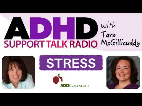 Stress Management Tips for ADHD: Podcast with Terry Matlen
