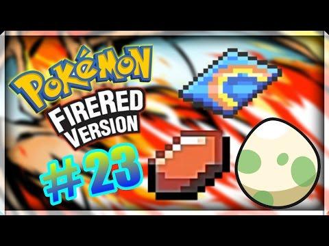 Pokémon Fire Red - #23 - Ruby / Rainbow Pass / Novas Ilhas!!!
