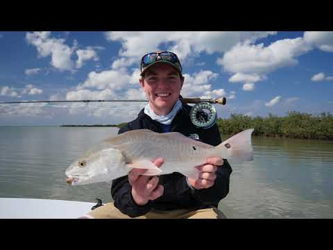 REDFEVER: Fly Fishing Lower Laguna Madre at South Padre Island, Texas for Redfish