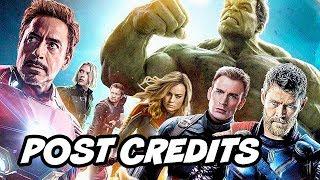 Download Avengers Endgame Post Credit Scene - Marvel Eternals Theory Breakdown Video