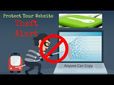 How To Protect Your Website Content for FREE - Wordpress Tutorial