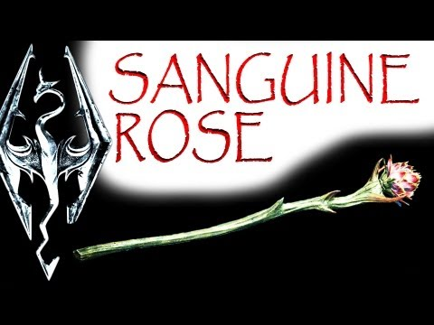 Skyrim: Daedric Artifacts - Sanguine Rose (