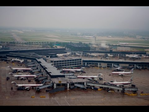 Top 10 Busiest Airports in the World 2016