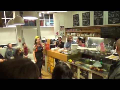 The 2014 London Review Cake Shop Pickle Competition