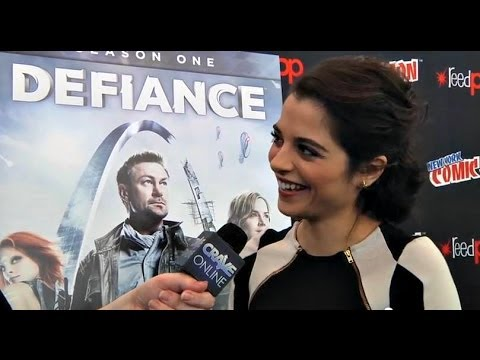Defiance Interviews (New York Comic-Con 2013)