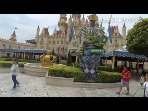 Baby Days out ( Kuala Lumpur - Legoland - Universal Studio Singapore)