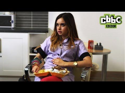 CBBC: Zoe-Marie's Saturday Job - Greasy Greaser