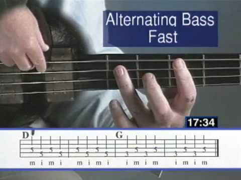 Beginner Bass Guitar DVD Lesson Video Learn Electric