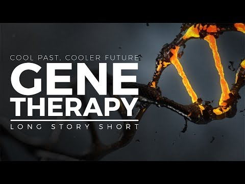 Past, Present, and Future: Gene Therapy in 15 Minutes