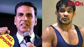 Akshay Kumar reveals a SECRET   Sushil Kumar demands removal of a scene from Commando 3 and more