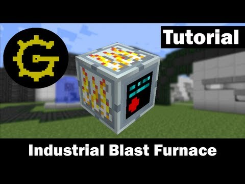 How to Build an Industrial Blast Furnace | Greg-Tech Tutorial