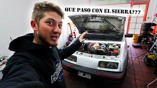 Actualización Proyecto Ford Sierra XR4