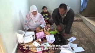 يد الخير الممتدة للعطاء - منظمة كير الدولية ( الأردن ) care
